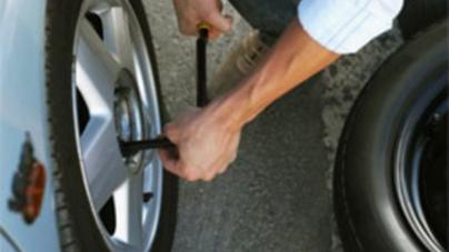 Halte aux pneus usés