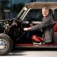 Dyson va concevoir une voiture verte sur batterie