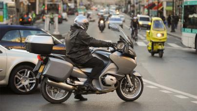Les avantages de la moto en ville